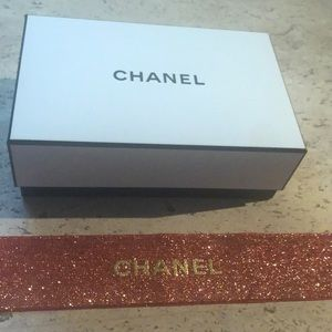 AUTHENTIC! Chanel packaging with Chanel Ribbon!